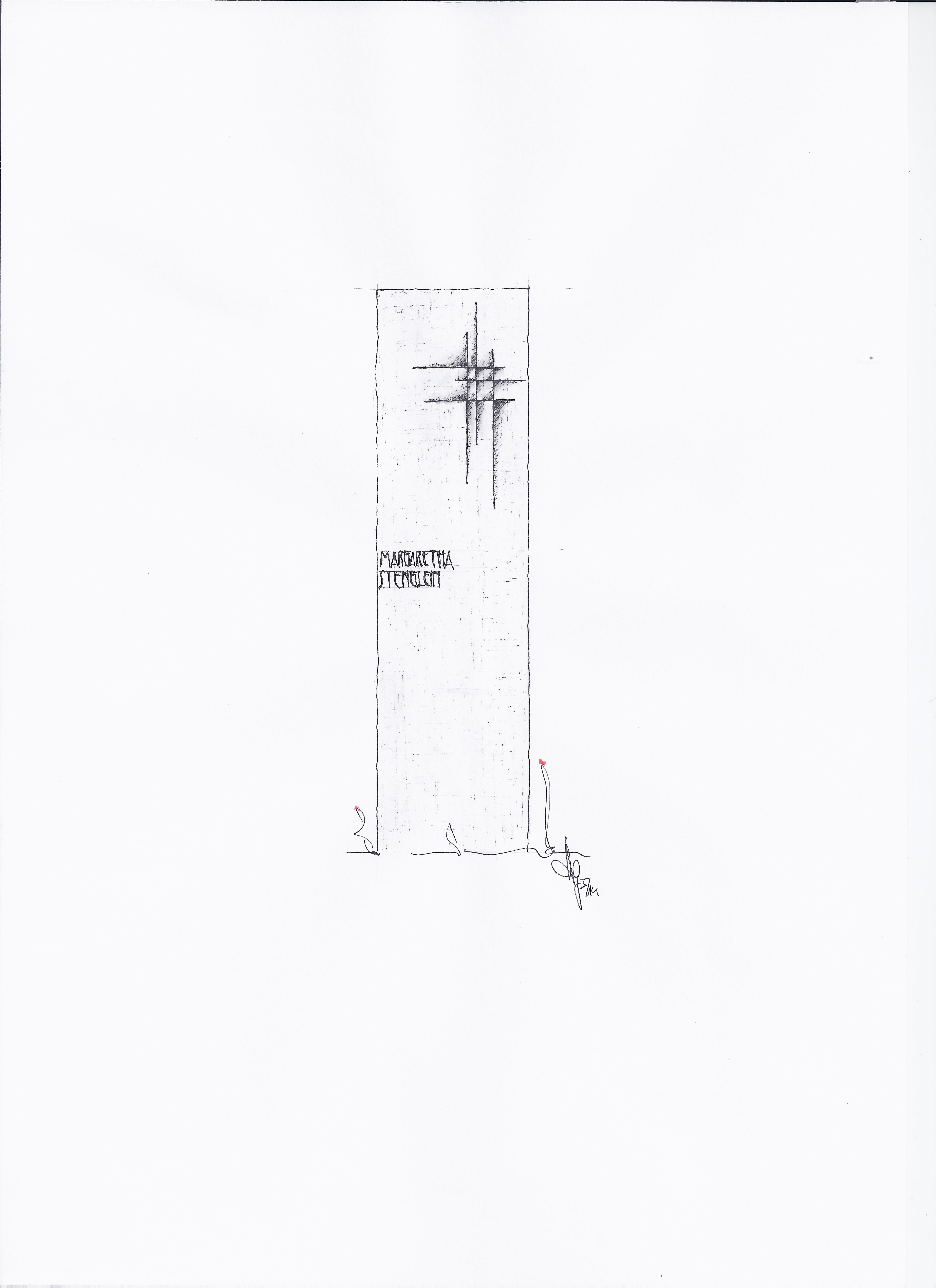 1 Kreuz in Luserna