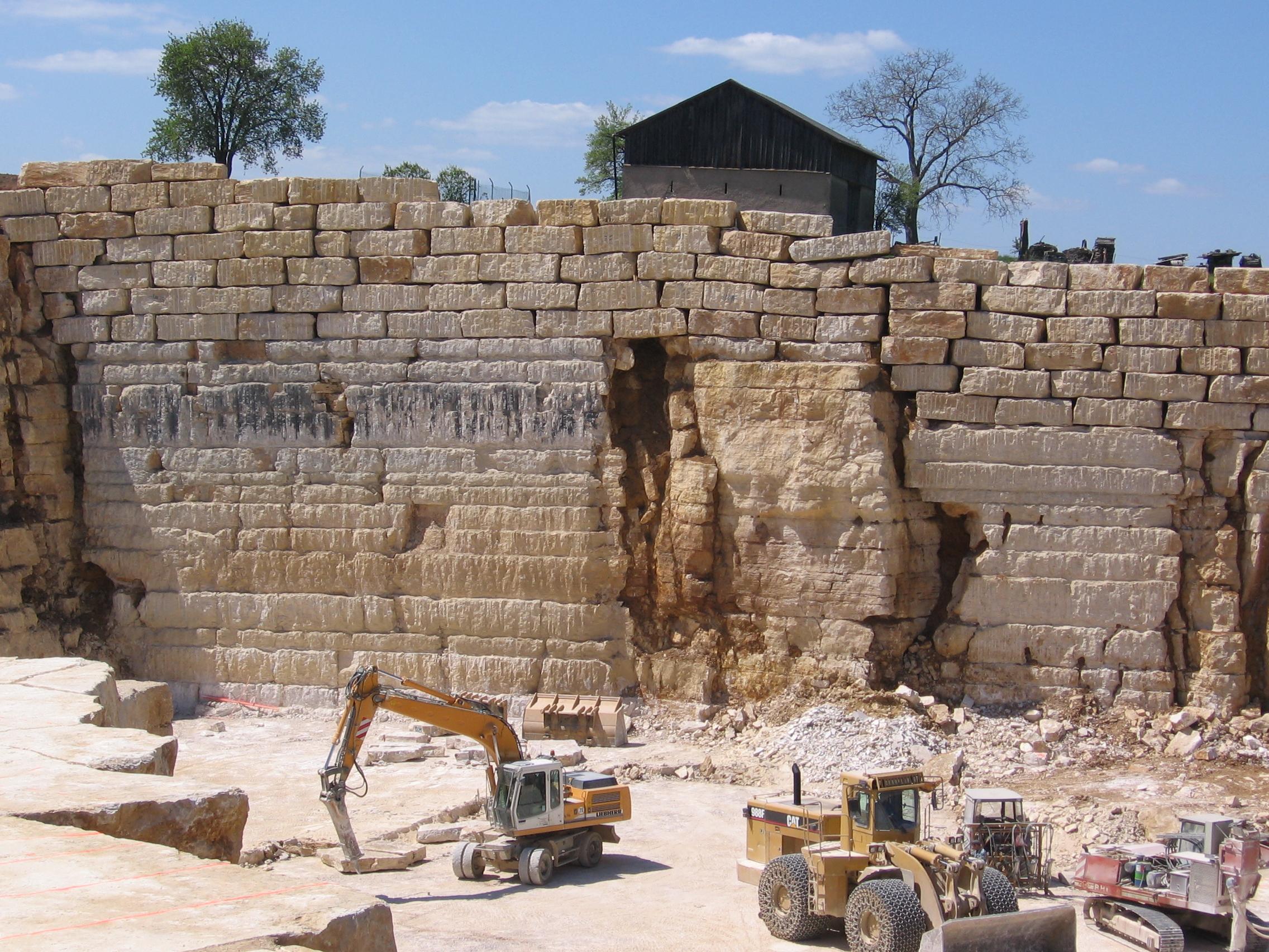 8 Jura Kalkstein aus Kaldorf nähe Eichstätt